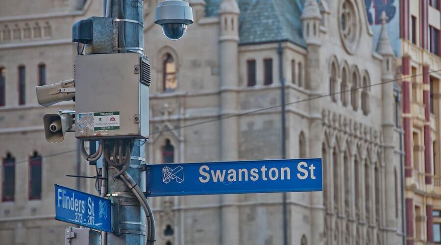 Security Surveillance Cameras Melbourne Australia
